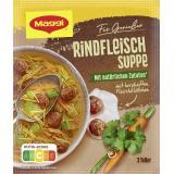 Maggi Für Genießer Rindfleisch Suppe