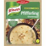Knorr Feinschmecker Pfifferling Cremesuppe