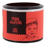 Just Spices Jalapeño grün gestoßen