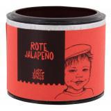 Just Spices Jalapeño rot gestoßen