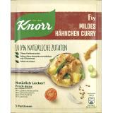 Knorr Nat�rlich lecker! H�hnchen Curry