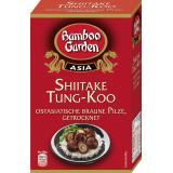 Bamboo Garden Shiitake-Tung-Koo Pilze
