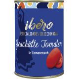 Ibero Tomaten in Tomatensaft gesch�lt