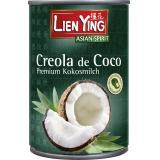 Lien Ying Creola de Coco Premium Kokosmilch