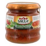 Sacla Bruschettina Pomodoro e Basilico