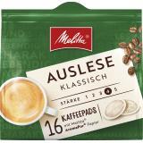Melitta Auslese Kaffeepads klassisch