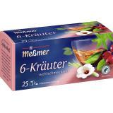 Me�mer 6-Kr�uter-Mischung