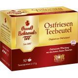 Onno Behrends Ostfriesen Teebeutel Tassenbeutel