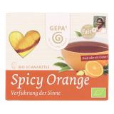Gepa Bio Schwarztee Spicy Orange