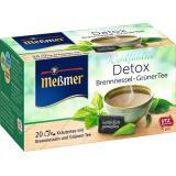 Meßmer Detox Brennnessel Grüner Tee