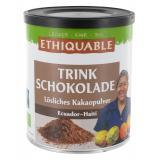 Ethiquable Trinkschokolade l�sliches Kakaopulver