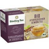 Bünting Bio Ayurvedischer Gewürztee <nobr>(20 x 2 g)</nobr>