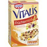 Dr. Oetker Vitalis Fr�chte M�sli