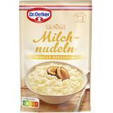 Dr. Oetker S??e Mahlzeit Milchnudeln Vanille-Geschmack