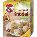 Pfanni Semmel Kn?del in Kochbeuteln