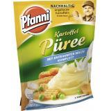 Pfanni Kartoffel P�ree mit entrahmter Milch komplett
