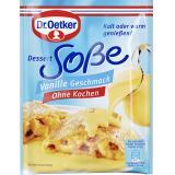 Dr. Oetker Dessert Sauce ohne Kochen Vanille