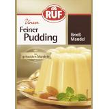 Ruf Puddingpulver Grieß Mandel