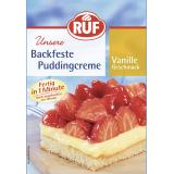 Ruf Backfeste Puddingcreme Vanille-Geschmack