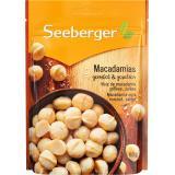 Seeberger Macadamias ger�stet & gesalzen