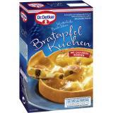 Dr. Oetker Backmischung Bratapfel Kuchen