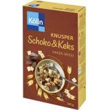 K?lln Knusper M?sli Schoko & Keks