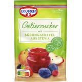 Dr. Oetker Gelierzucker mit S��ungsmittel aus Stevia