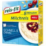 Reis-fit 8 Minuten Milchreis