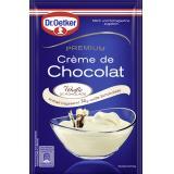 Dr. Oetker Premium Crème de Chocolat weiß