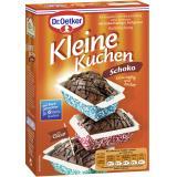 Dr. Oetker Kleine Kuchen Schoko