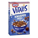 Dr. Oetker Vitalis Knusper M�sli Nuss-Nougat