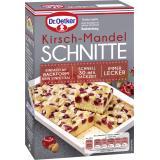 Dr. Oetker Kirsch-Mandel Schnitte