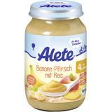 Alete Banane & Pfirsich mit Reis