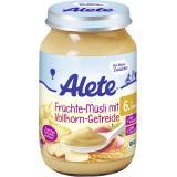 Alete Fr�chte-M�sli mit Vollkorn-Getreide