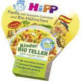 Hipp Kinder Bio Teller Paella mit buntem Gem�se und Bio-H�hnchen