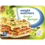 Weight Watchers Gut aufgetischt Gem�se-Lasagne