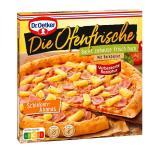 Dr. Oetker Die Ofenfrische Pizza Schinken-Ananas