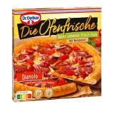 Dr. Oetker Die Ofenfrische Pizza Diavolo