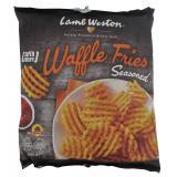 Lamb Weston Waffle Fries Seasoned