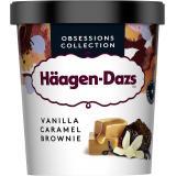 H�agen-Dazs Eiscreme Vanilla Caramel Brownie