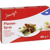 Jeden Tag Schweinefleisch in Scheiben nach Gyros Art