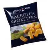 K�stengold Backofen Kroketten