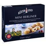 K�stengold Mini Berliner mit Himbeerf�llung