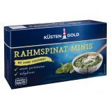 K�stengold Rahmspinat Minis