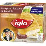 Iglo Knusper-Hähnchen im Backteig