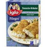 Iglo Filegro Focaccia-Kräuter
