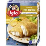 Iglo Filegro zünftiger Bier-Backteig
