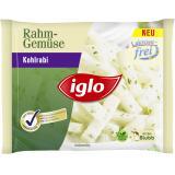 Iglo Rahm-Gem�se Kohlrabi