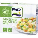 Frosta Rahm Gemüse Bunte Karotten & Erbsen