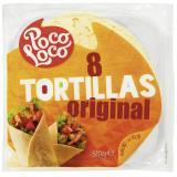 Poco Loco Tortillas